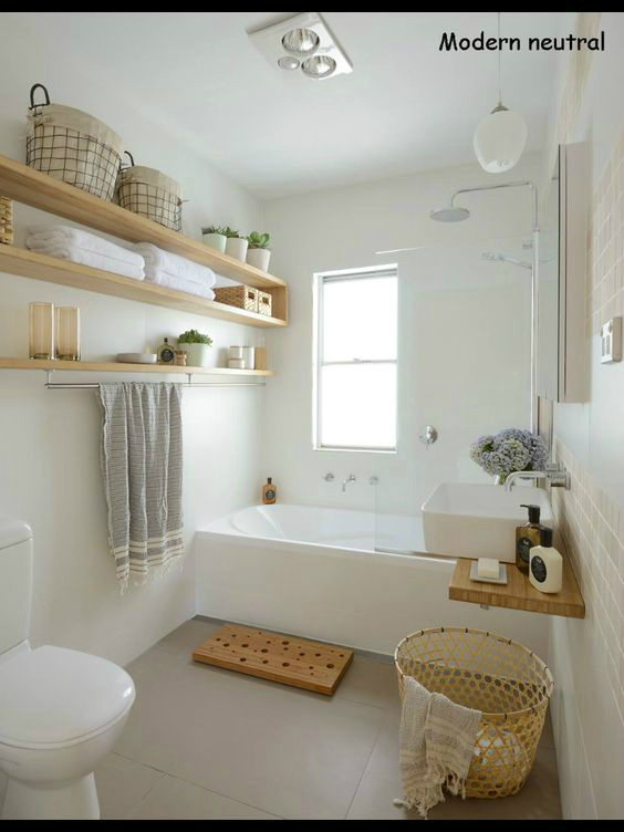Easy Ways To Make Your Rental Bathroom Look Stylish 2