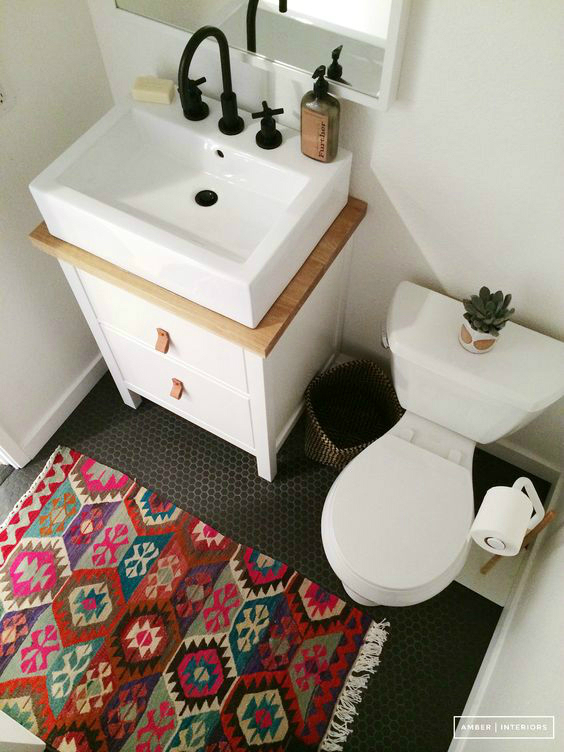 Easy Ways To Make Your Rental Bathroom Look Stylish 4