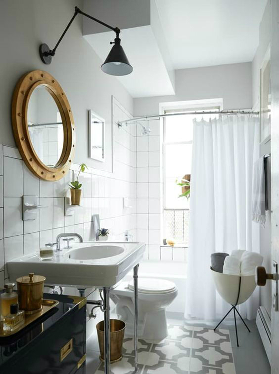 Easy Ways To Make Your Rental Bathroom Look Stylish 7