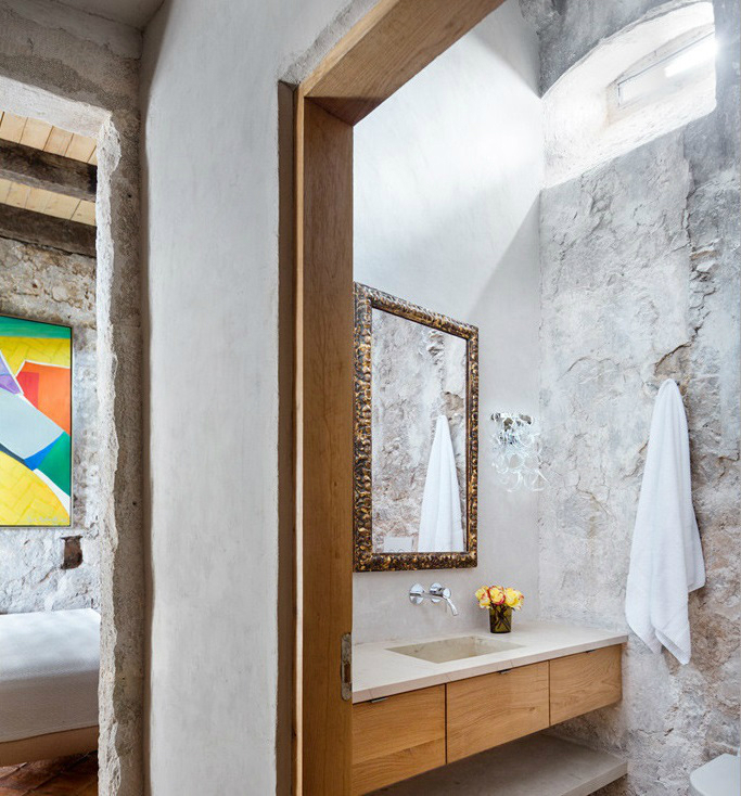 The Magic Of Stone Interiors 10