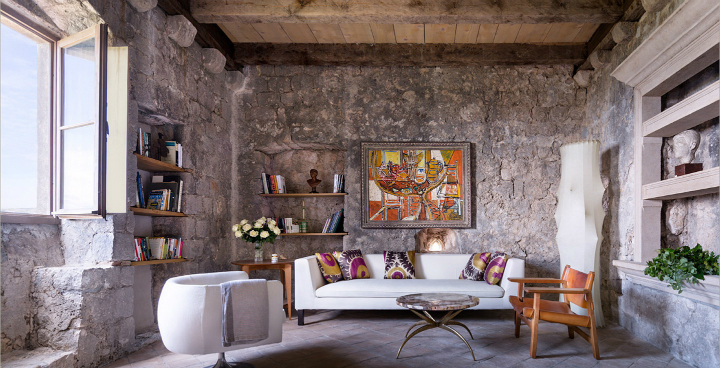 The Magic Of Stone Interiors 11