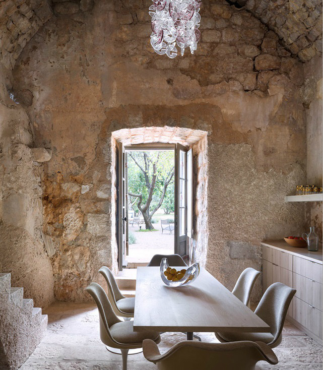The Magic Of Stone Interiors 14