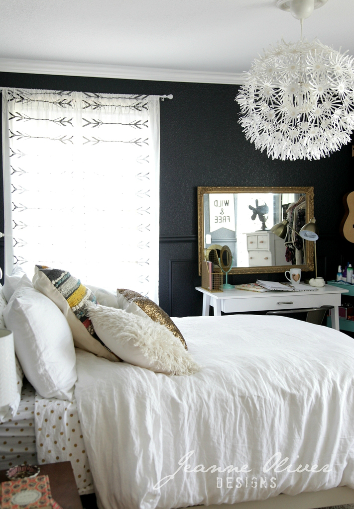 Amazing teen girl 39 s bedroom makeover decoholic - Photos of girls bedroom ...