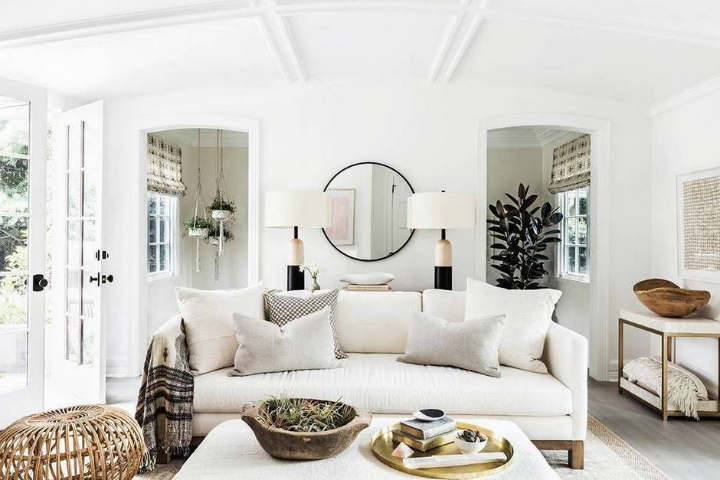 Erin Fetherston's Hollywood Home
