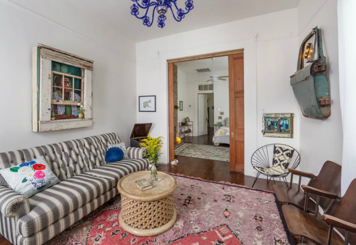 A New Orleans Shotgun Duplex with Vintage Charm 10