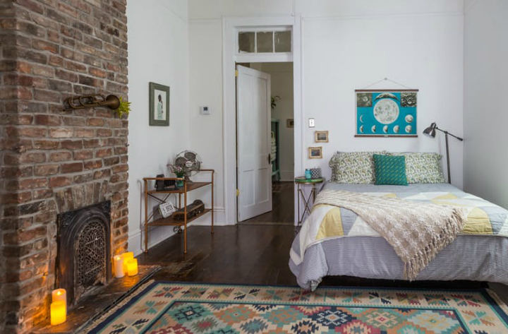 A New Orleans Shotgun Duplex with Vintage Charm 11