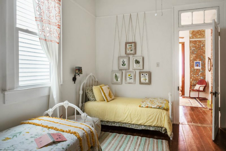 A New Orleans Shotgun Duplex with Vintage Charm 12