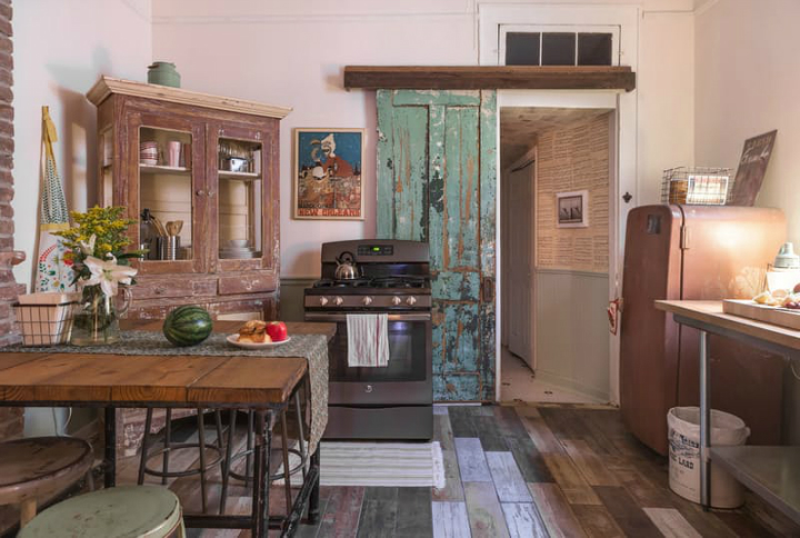 A New Orleans Shotgun Duplex with Vintage Charm 13