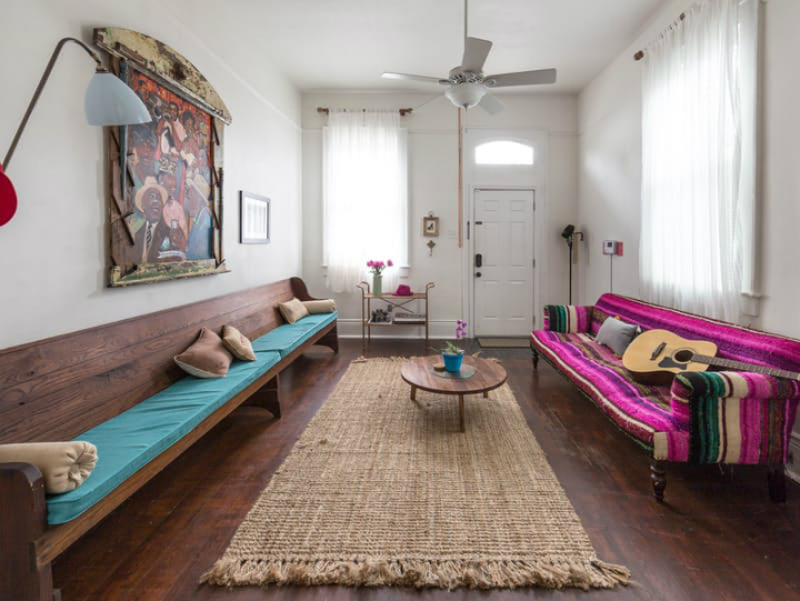 A New Orleans Shotgun Duplex with Vintage Charm 5