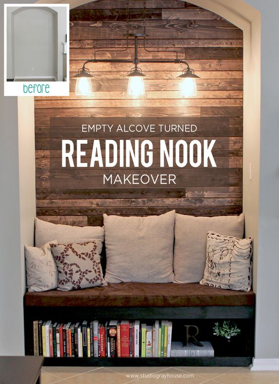14 Worthwhile Alcove Designs Decoholic