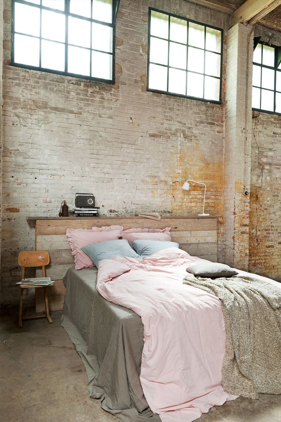 Romantic Industrial Style to Your Home 10