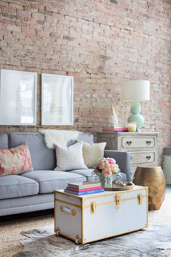Romantic Industrial Style to Your Home 2