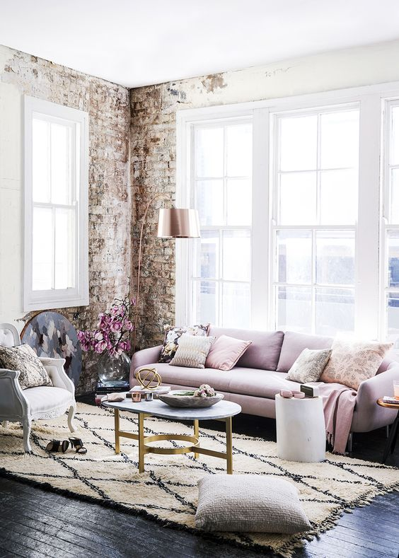 5 Ways to Add Romantic Industrial Style to Your Home (16 Pics ...
