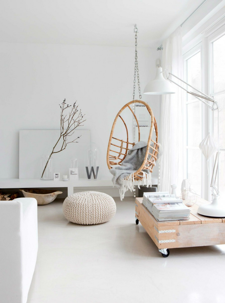 Sophisticated White-Themed Home 2
