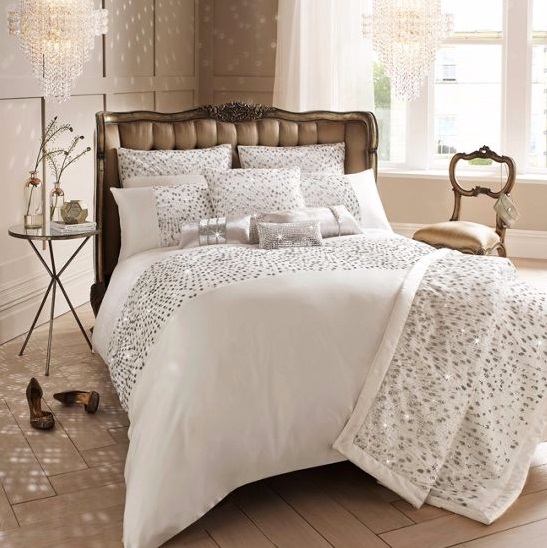 How To Create A Sparkling Design Look For Your Bedroom 11
