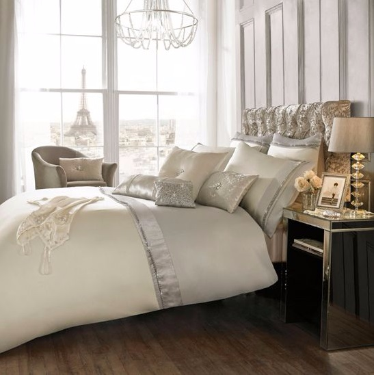 How To Create A Sparkling Design Look For Your Bedroom 12