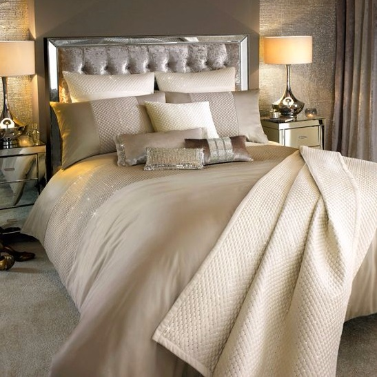 How To Create A Sparkling Design Look For Your Bedroom 14