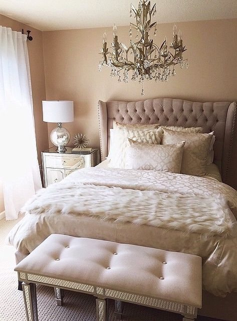 How To Create A Sparkling Design Look For Your Bedroom 24