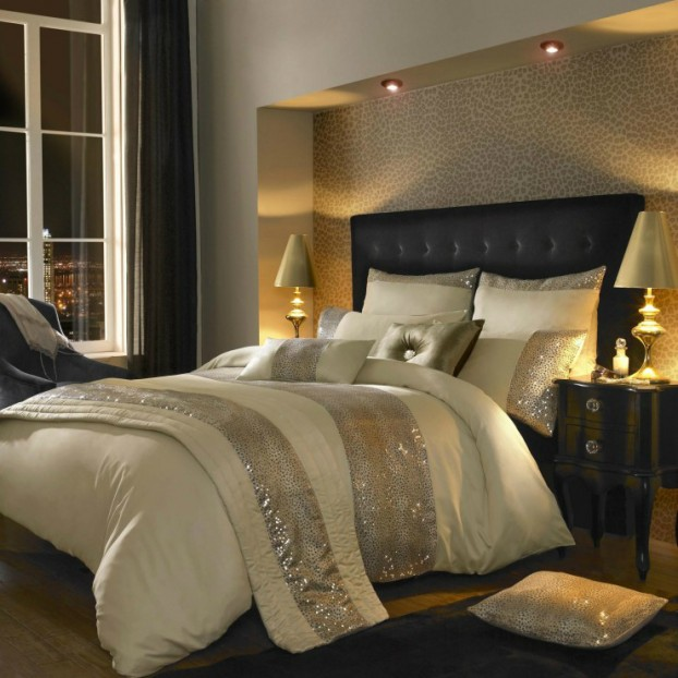 How To Create A Sparkling Design Look For Your Bedroom 5