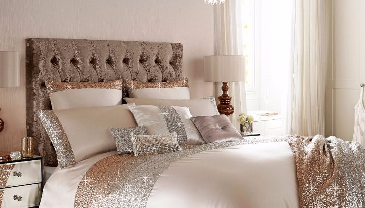 How To Create A Sparkling Design Look For Your Bedroom 7