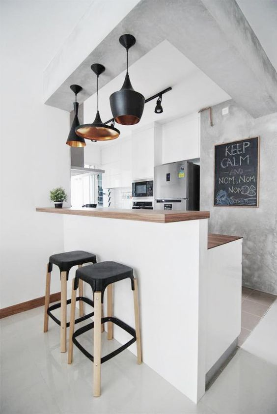 How to Make the Most of a Tiny Kitchen 2