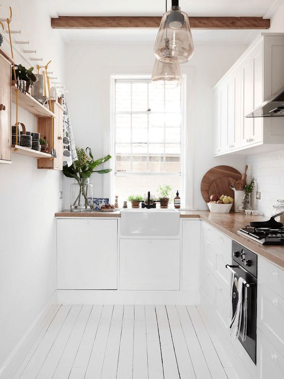 How to Make the Most of a Tiny Kitchen 6