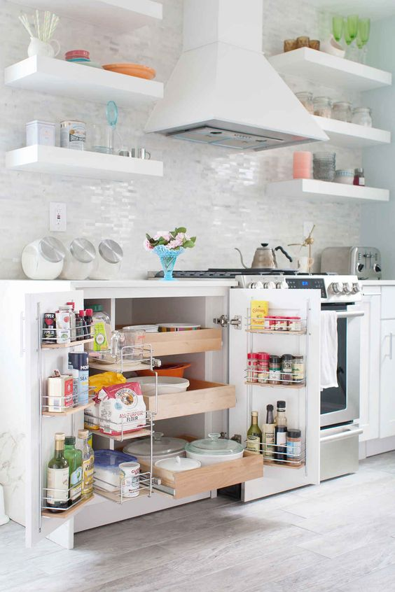 How to Make the Most of a Tiny Kitchen 8
