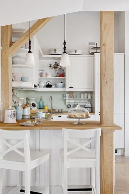 How to Make the Most of a Tiny Kitchen 9