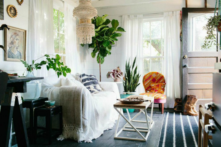 Amazing  Bohemian-Flavored Interiors 10