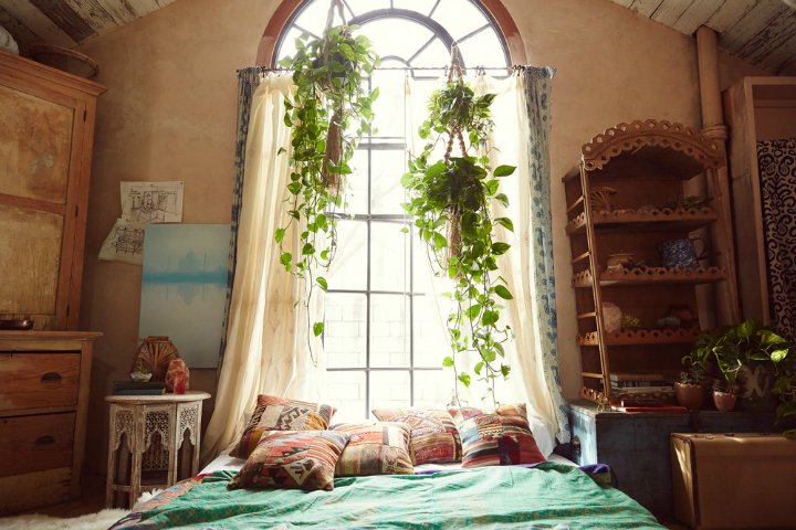 Amazing  Bohemian-Flavored Interiors 11