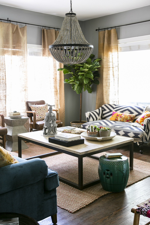 Amazing  Bohemian-Flavored Interiors 18