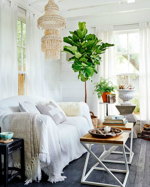 Amazing  Bohemian-Flavored Interiors 25