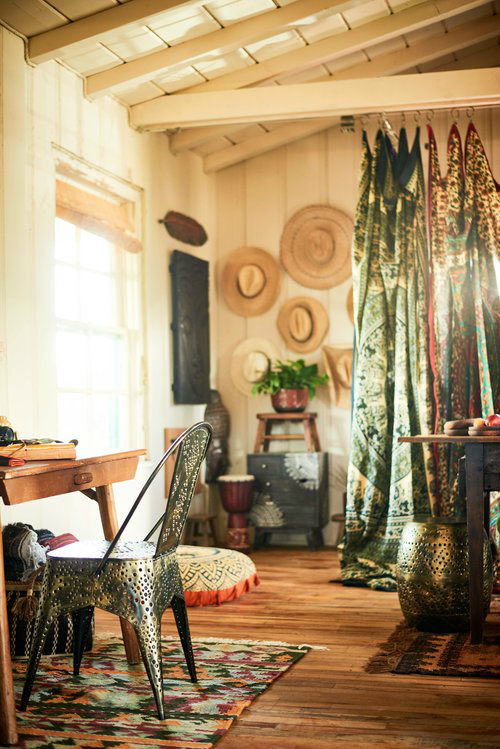 Amazing  Bohemian-Flavored Interiors 3