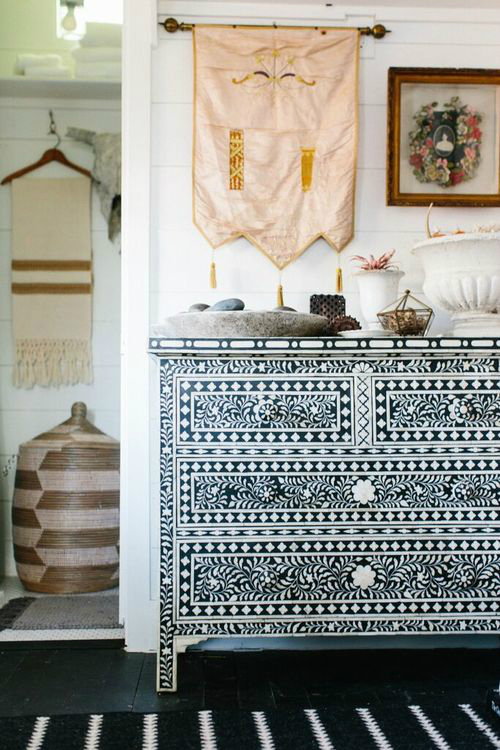 Amazing  Bohemian-Flavored Interiors 32