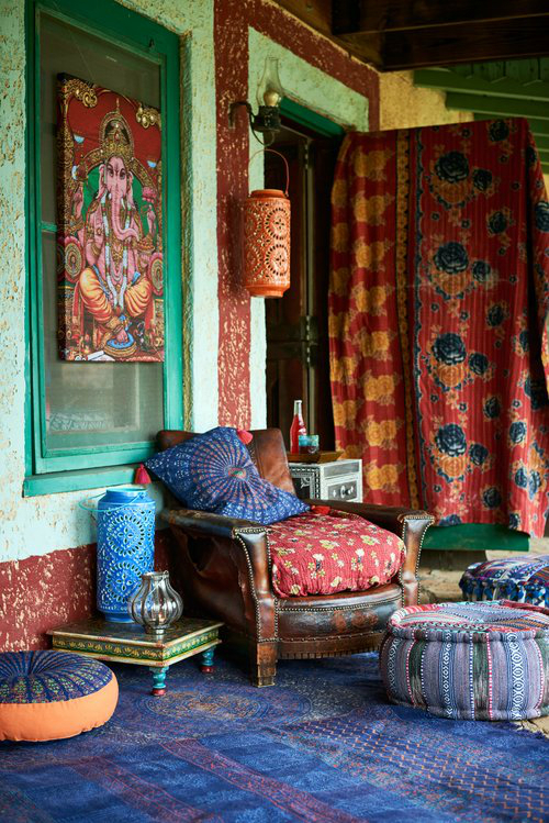 Amazing  Bohemian-Flavored Interiors 4