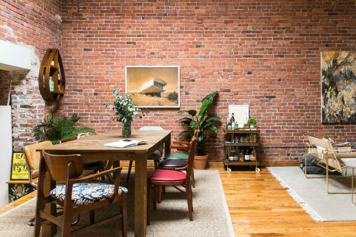 Art Lover's Chic Brooklyn Loft 11