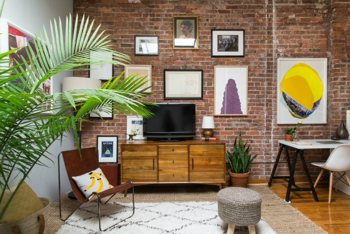 Art Lover's Chic Brooklyn Loft 12