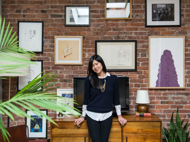 Art Lover's Chic Brooklyn Loft 2