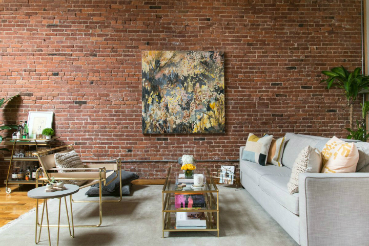 Art Lover's Chic Brooklyn Loft 8