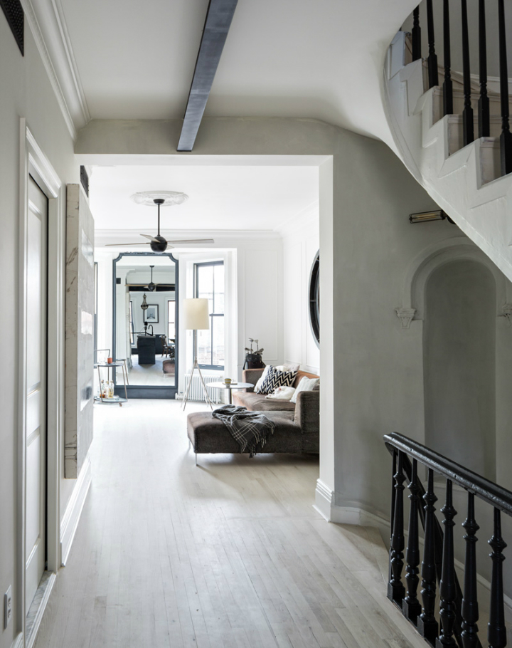 Brooklyn brownstone renovated into dream home decoholic Brooklyn brownstone interior