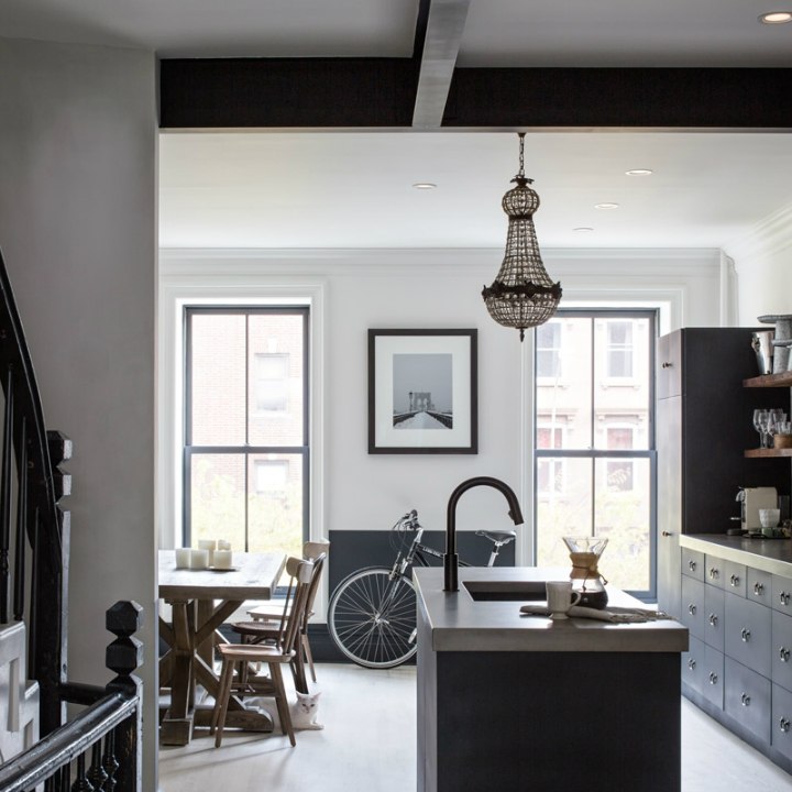 Brooklyn Brownstone Renovated into Dream Home 7