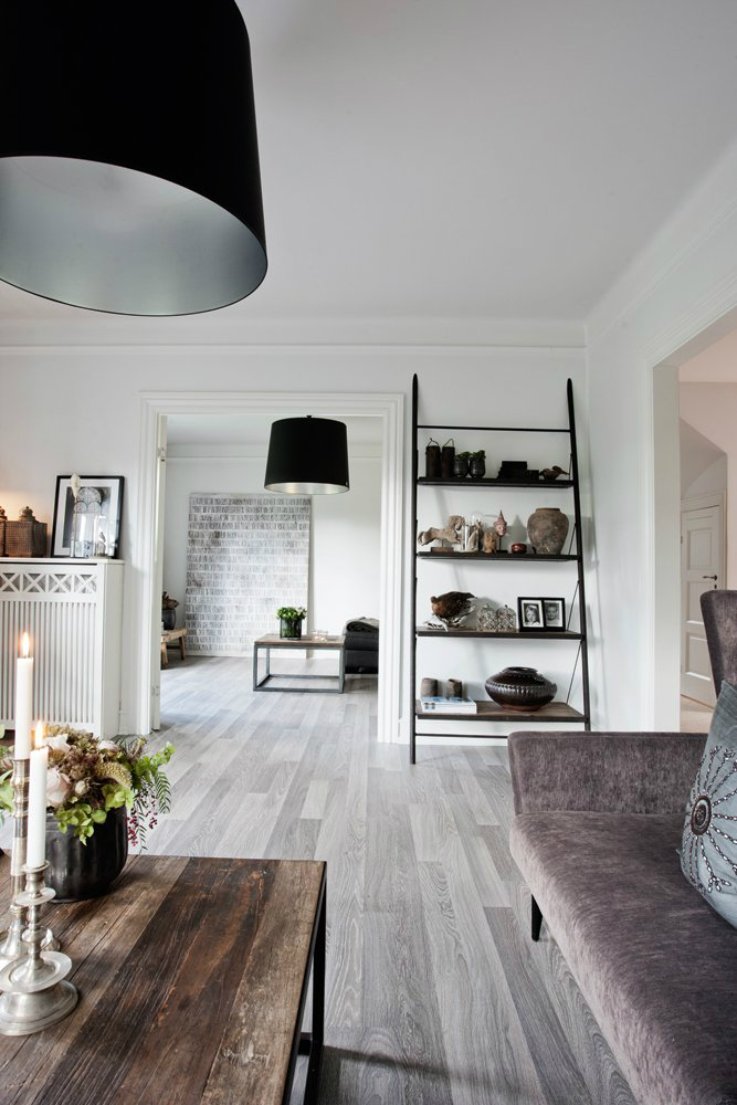 A Rustic Home With An Elegant Design - Decoholic