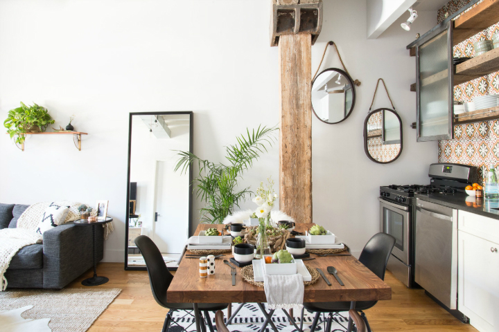 Williamsburg industrial home decoholic for Williamsburg home decor