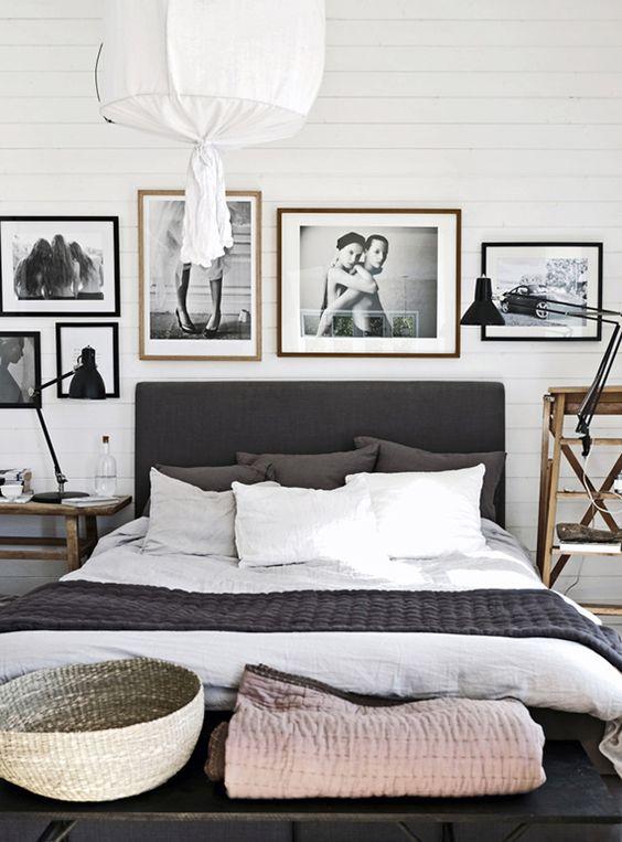 40 Gray Bedroom Ideas Decor And White