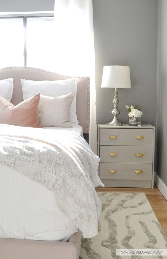 gray bedroom idea 3