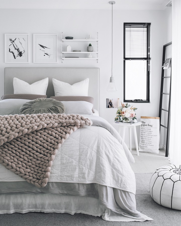 gray bedroom 30 designs