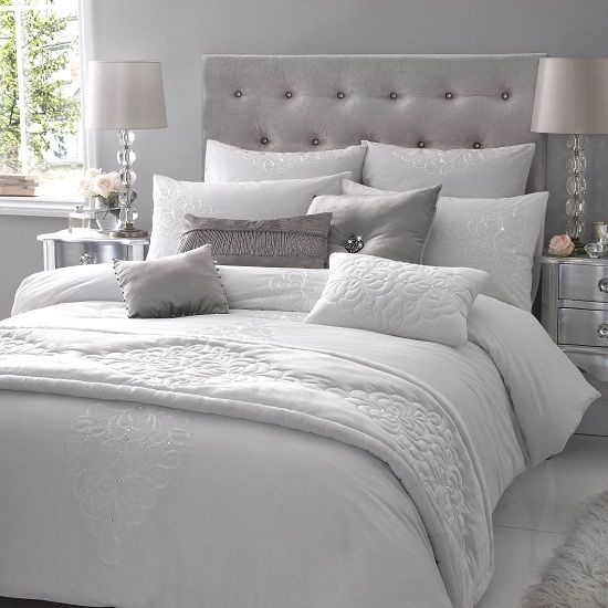 Light Grey Bedroom Ideas: 40 Gray Bedroom Ideas