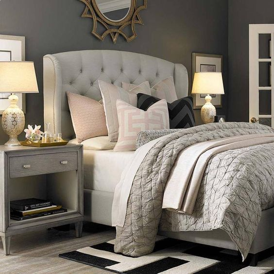gray bedroom 40 designs