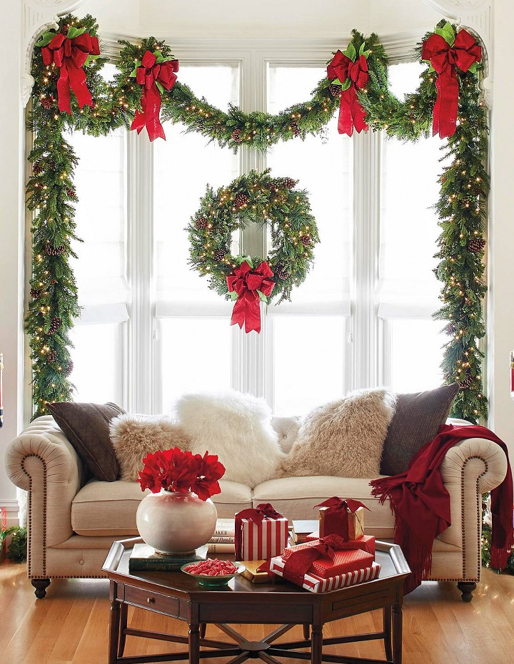 Holiday Decoration Ideas Part - 19: Try This Christmas Decoration Idea
