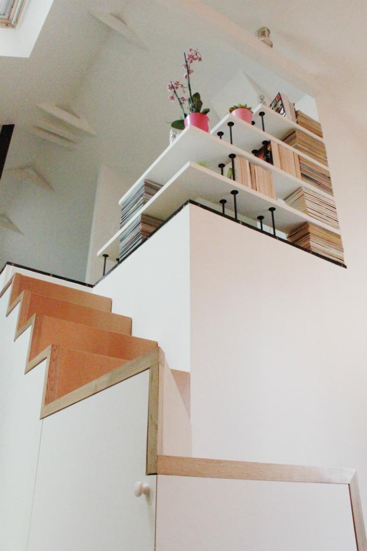 Three-Dimensional Wonder loft 5